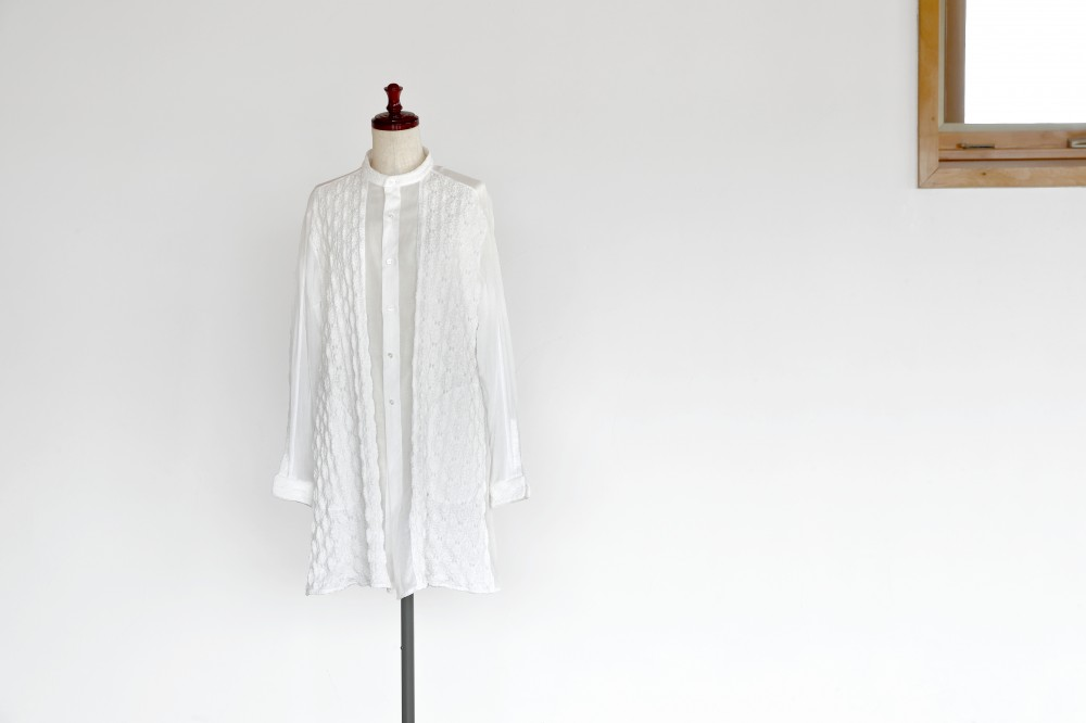 COTTON LONG SHIRT -