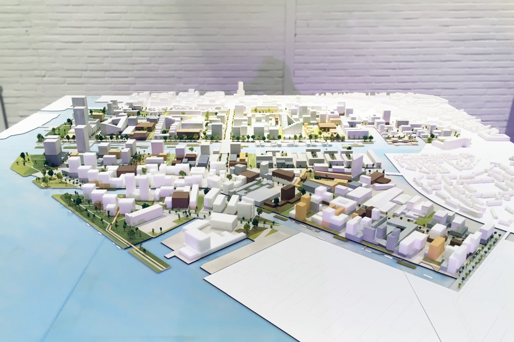 WeMakeThe.City. Exhibition 'AMSTERDAM IN THE FUTURE: AREA MODELS' -  -  -