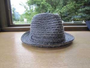 オシャレ帽子 -