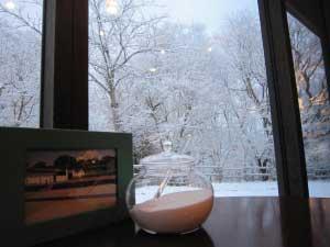 雪景色 -