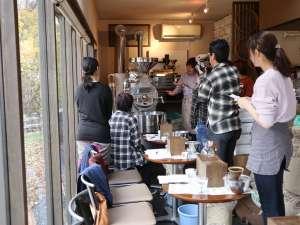 ひさびさの日曜コーヒー教室 -
