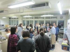 今年最後の教室 -