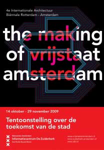 The Making of Vrijstaat Amsterdam