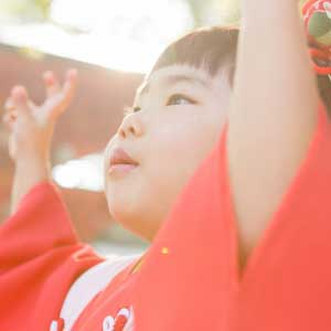 七五三の出張撮影@武蔵一宮 氷川神社/埼玉県/さいたま市大宮区 -