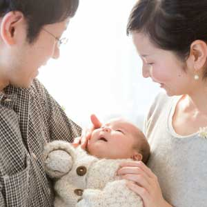お誕生日・家族写真の出張撮影@ご誕生の記念 -