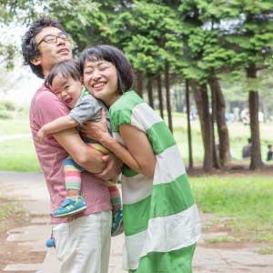 お誕生日・家族写真の出張撮影@東京都/江戸川区/葛西臨海公園