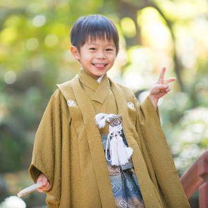 七五三の出張撮影@赤坂氷川神社/東京都/港区 -