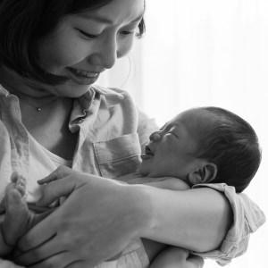 Newborn Photo 自宅/東京都・清瀬市 -