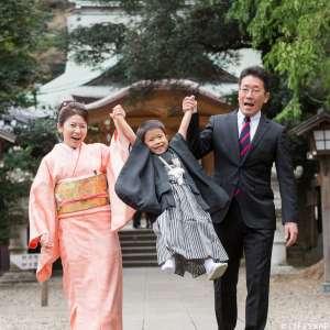 七五三の出張撮影@久伊豆神社(岩槻区)/埼玉県/さいたま市岩槻区 -