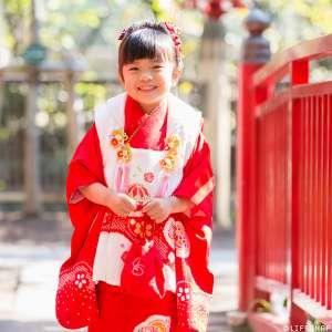 七五三の出張撮影@富岡八幡宮/東京都/江東区 -