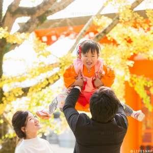 七五三の出張撮影@葛飾八幡宮/千葉県/市川市