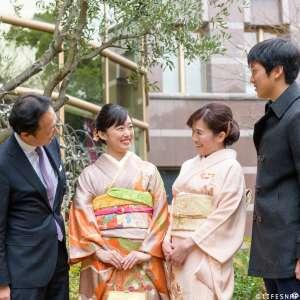 家族写真の出張撮影@成人式の記念/東京都/目黒区