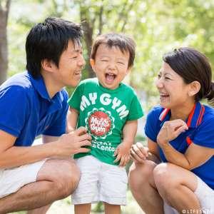 お誕生日・家族写真の出張撮影@2歳のお誕生日記念/東京都 -