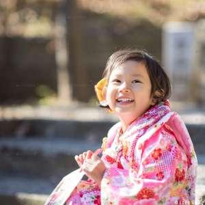 七五三の出張撮影@赤羽八幡神社/東京都/北区