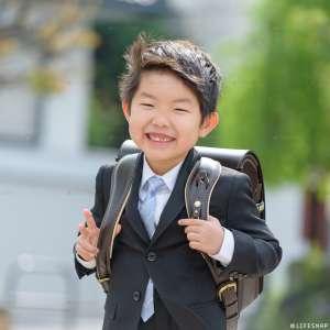 入学式ってどんな写真がとれるの?-ご自宅から小学校まで- -