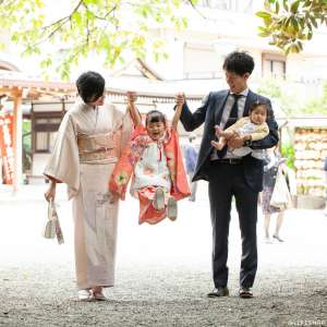 七五三の出張撮影@琴平神社/神奈川県/川崎市麻生区 -