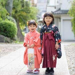 七五三の出張撮影@亀戸天神社/東京都/江東区 -