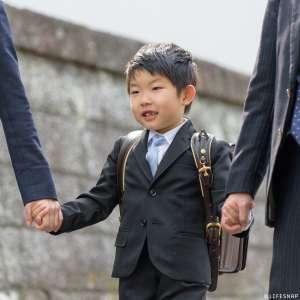 家族写真の出張撮影@入学の記念/東京都/大田区 -