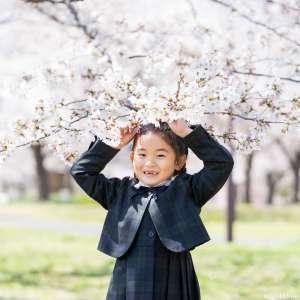 家族写真の出張撮影@公園での家族写真/東京都/江戸川区/大島小松川公園 -
