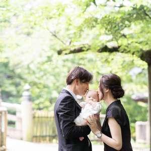 お宮参りの出張撮影@王子神社/東京都/北区 -