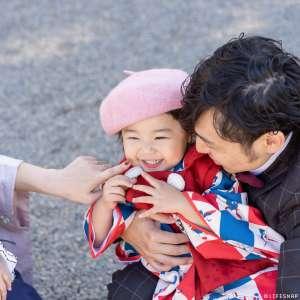 七五三の出張撮影@浅草神社と浅草寺/東京都/台東区 -