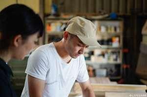 LIFESNAPにかかわる人に会いにゆく:家具を作る人・石川寛之さんインタビュー04 -
