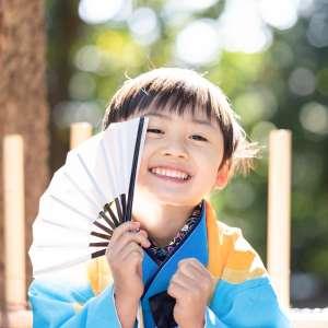七五三の出張撮影@世田谷八幡宮/東京都/世田谷区 -