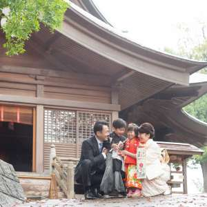 七五三の出張撮影@師岡熊野神社/神奈川県/横浜市港北区 -