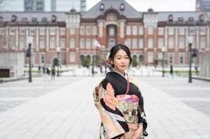 東京・丸の内で成人の記念写真ロケーション撮影がおすすめの理由 -