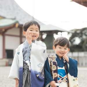 七五三の出張撮影@池上本門寺/東京都/大田区 -
