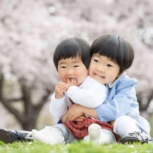 お誕生日・家族写真の出張撮影@入園の記念と1歳のお誕生記念/千葉県/柏市/中原ふれあい防災公園 -