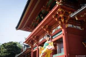 鎌倉・鶴岡八幡宮での成人の記念写真、ハタチのお参り&ロケーション撮影をご紹介◎ -