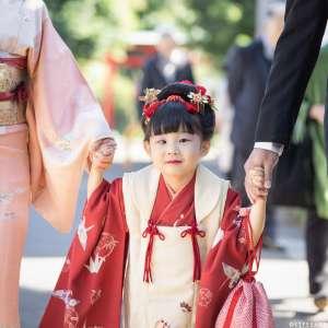 七五三の出張撮影@諏訪神社/神奈川県/川崎市多摩区 -