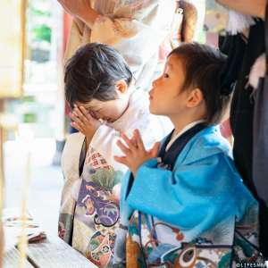 七五三の出張撮影@神田明神/東京都/千代田区 -