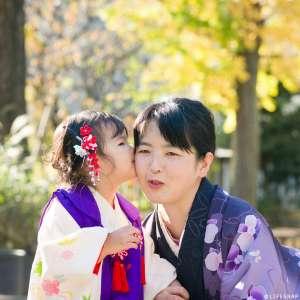 七五三の出張撮影@素盞雄神社/東京都/荒川区 -