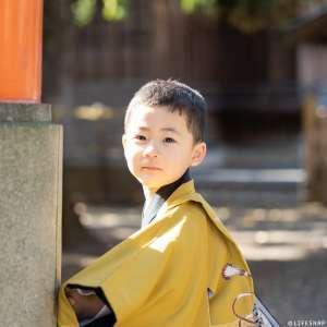 七五三の出張撮影@旗岡八幡神社/東京都/品川区 -