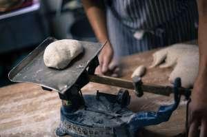 ソーケシュ製パンの材料