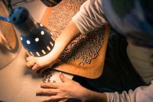 トモエコーヒーの豆