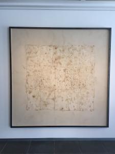solo exhibition gallery創『風化から再生へⅡ』2016.7.1~7.17