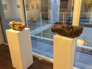 「2+2北海度・光州美術交流展」ギャラリーレタラ(札幌)